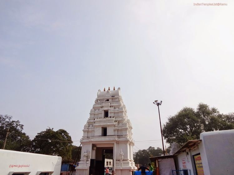 Ananthagiri Temple January 2015