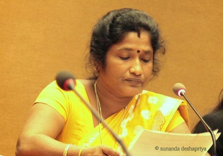 Ananthi Sasitharan SRI LANKA BRIEF HRC25Ananthi Sasitharan calls for