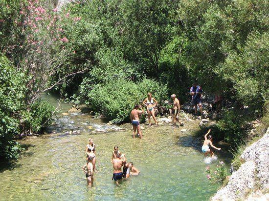 Anapo Fiume Anapo Picture of Valle dell39Anapo Sortino TripAdvisor