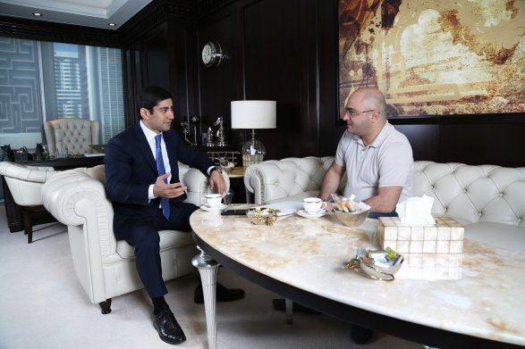 Anar Alizade Oil and gas QA Anar Alizade Business entrepreneurship in