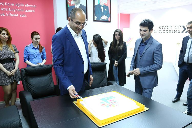 Anar Alizade Baku Business Factory celebrates 1st anniversary Anar Alizade