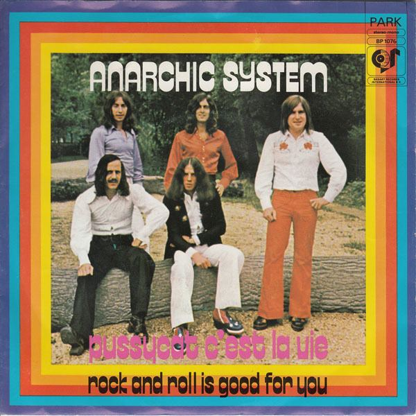 Anarchic System Anarchic System Discography All Countries Gallery 45cat