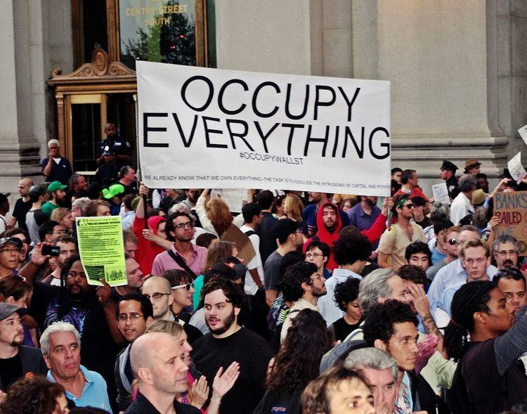 Anarchism and the Occupy movement