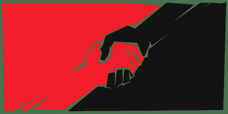 Anarcho-syndicalism anarcho syndicalist flag Robert Graham39s Anarchism Weblog