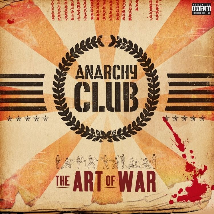 Anarchy Club Lyrics Discography Anarchy Club