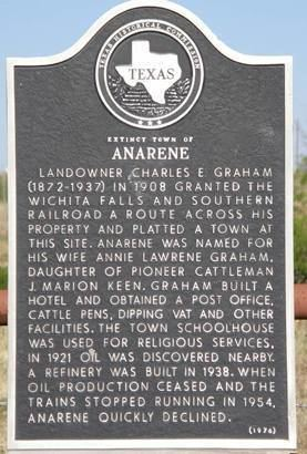 Anarene, Texas Anarene Texas