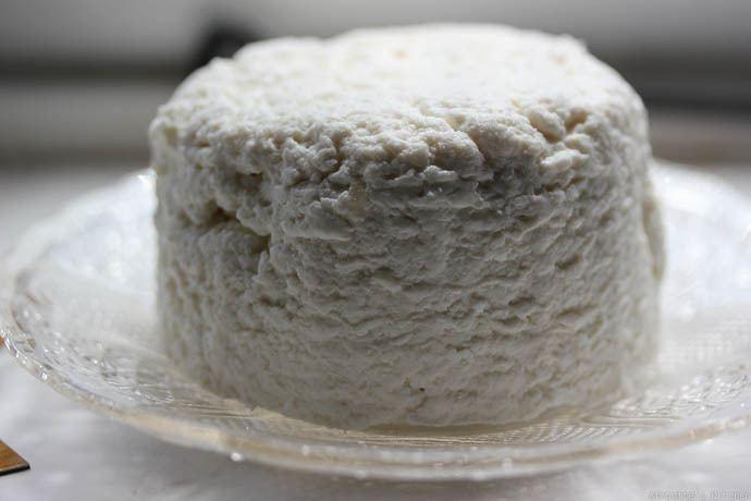 Anari cheese Anari amp Maple Syrup ARODITE39s KITCHEN A Cyprus Food Blog