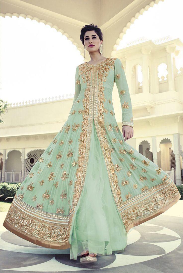 Anarkali 1000 ideas about Anarkali on Pinterest Indian wedding outfits