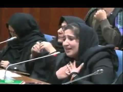 Anarkali Kaur Honaryar Afghan Senator Dr Anarkali Honaryar Expresses her Emotions YouTube