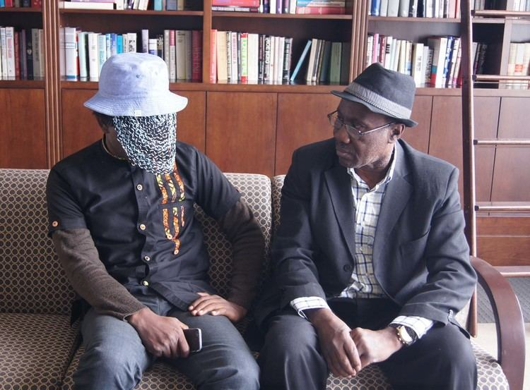Anas Aremeyaw Anas Anas Aremeyaw Anas was in Toronto and granted Ghanaian