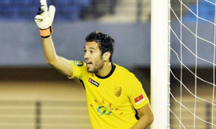 Anas Zniti Lions de l39Atlas Anas Zniti forfait pour le match contre