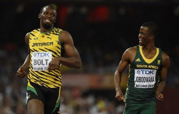 Anaso Jobodwana Jobodwana to bolt out against world39s best in 200m final