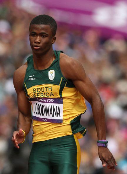 Anaso Jobodwana Anaso Jobodwana Photos Olympics Day 11 Athletics Zimbio