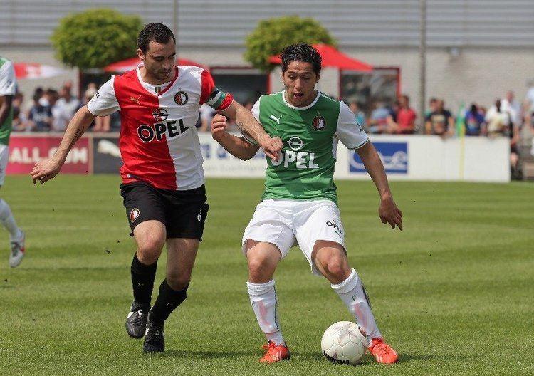 Anass Achahbar Anass Achahbar Team Feyenoord 1 Feyenoord