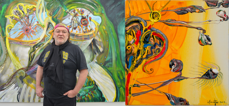 Anastas Konstantinov Unveiling our NYC Exposure Artists Starry Night Programs