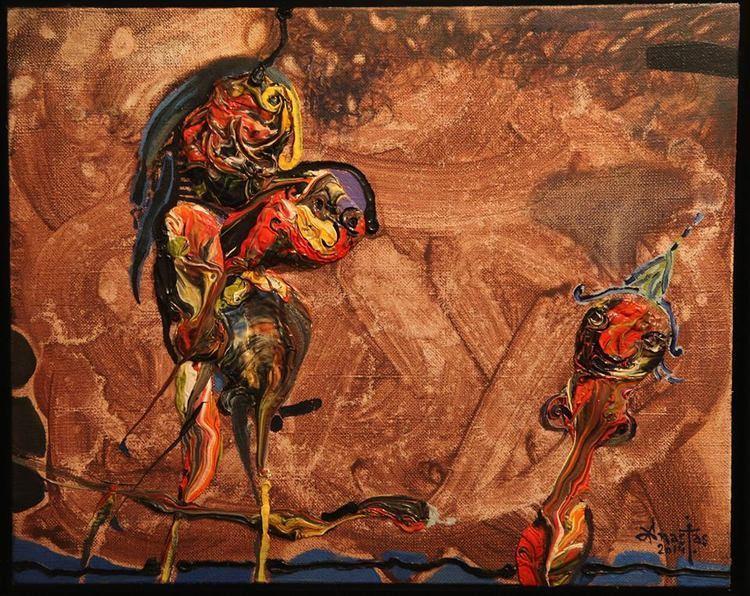 Anastas Konstantinov Anastas Konstantinov The Greatest Living Bulgarian Painter
