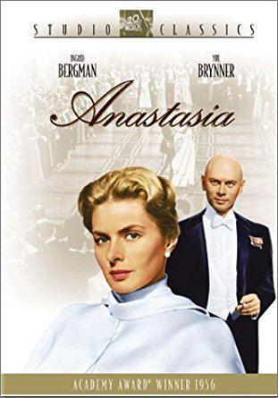 Anastasia (1956 film) Amazoncom Anastasia 1956 Ingrid Bergman Yul Brynner Helen