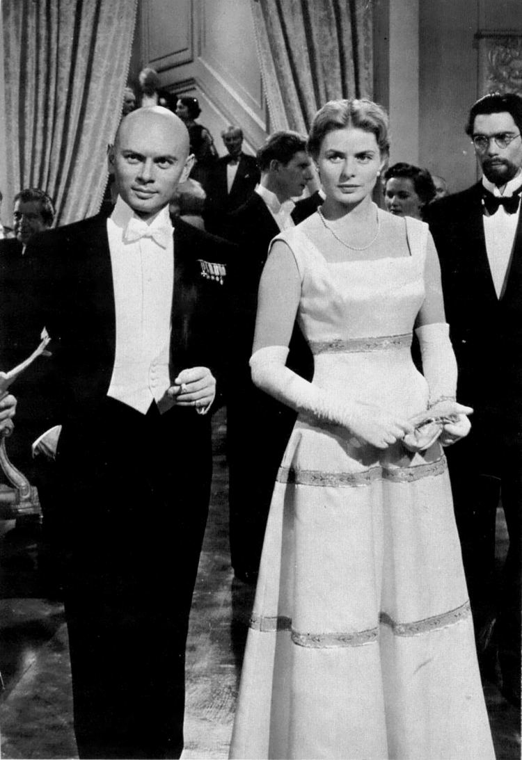 Anastasia (1956 film) Secluded Charm Classic Film Review Anastasia 1956