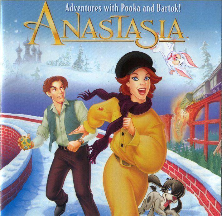 Anastasia: Adventures with Pooka and Bartok Anastasia Adventures with Pooka and Bartok for Macintosh 1997