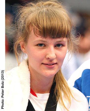 Anastasia Baryshnikova BARYSHNIKOVA Anastasia Taekwondo Data
