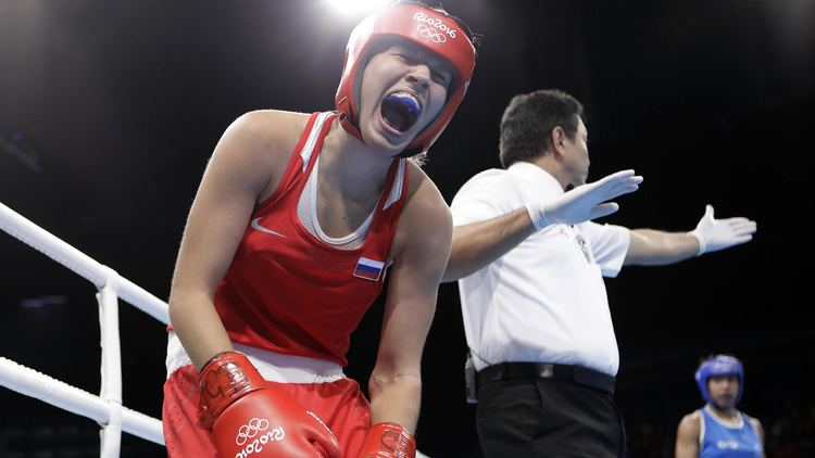 Anastasia Belyakova Claressa Shields clinches at least bronze moves on to semifinals