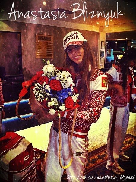 Anastasia Bliznyuk Anastasia Bliznyuk