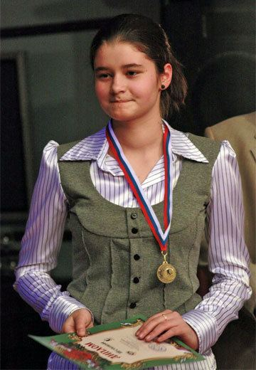 Anastasia Bodnaruk Anastasia Bodnaruk chess games and profile ChessDBcom