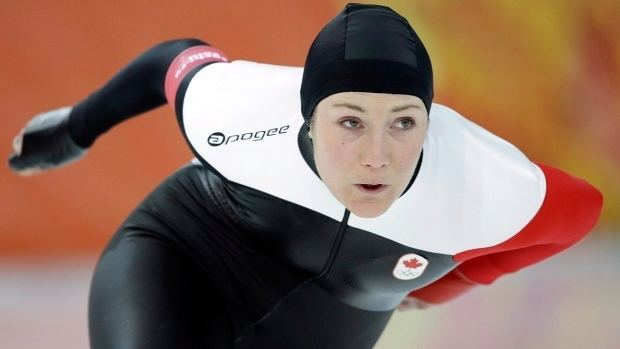 Anastasia Bucsis Canadas Bucsis retires from speed skating after serious knee injury
