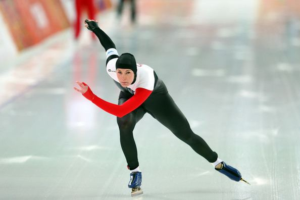 Anastasia Bucsis Anastasia Bucsis in Speed Skating Winter Olympics Day 4 Zimbio