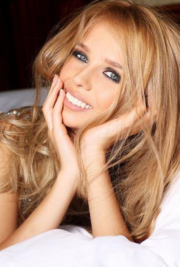 Anastasia Chernova Miss Ukraine at Miss Universe 2012 Contest Pictures