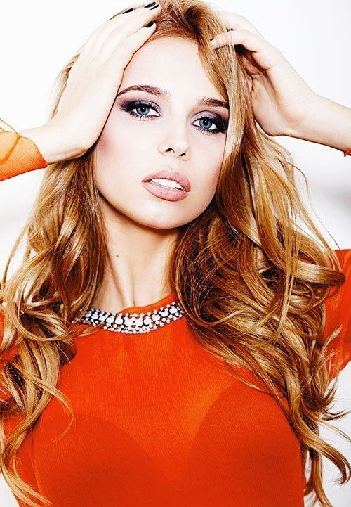 Anastasia Chernova The Beautiful People of Ukraine Anastasia Chernova