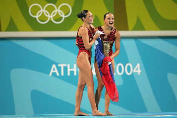 Anastasia Davydova Anastasia Davydova and Anastasia Ermakov Photos Olympics