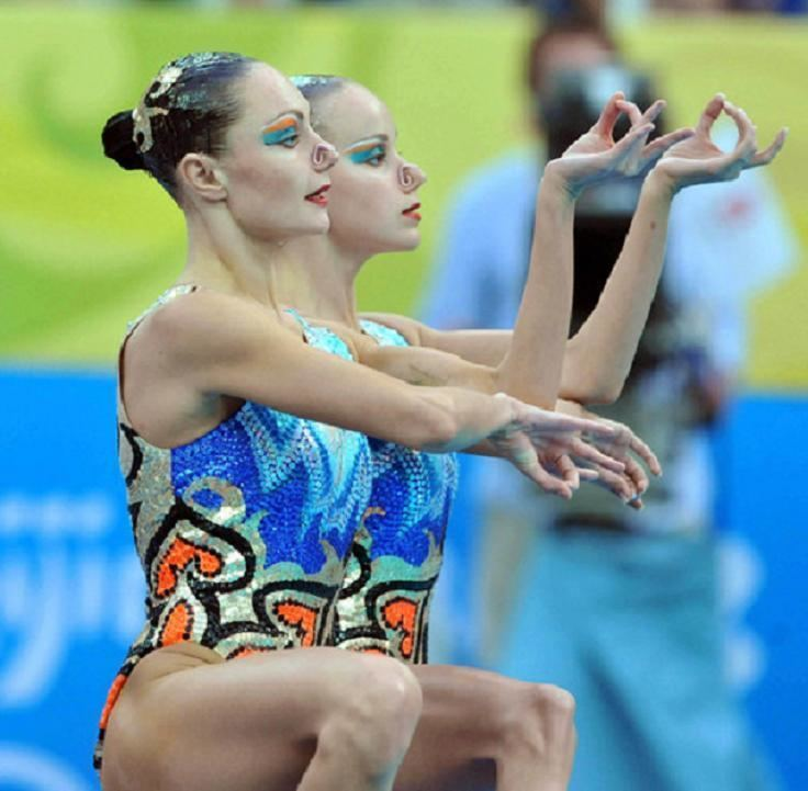 Anastasia Davydova Russian Duo Win Olympic Gold Voices from Russia