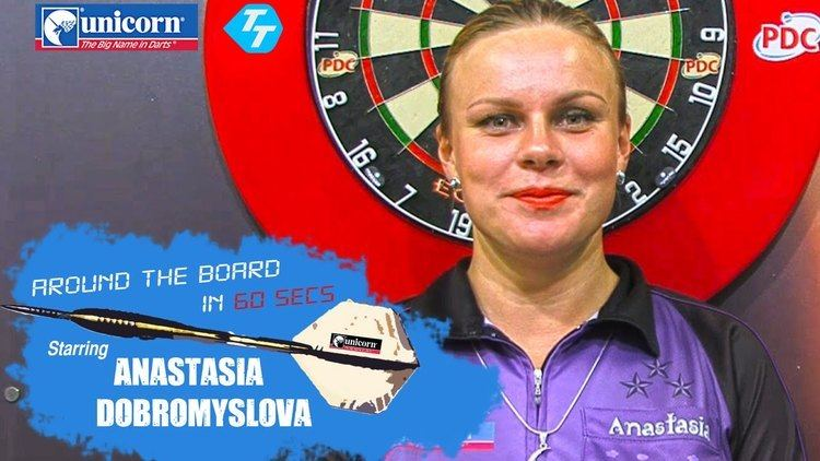 Anastasia Dobromyslova Anastasia Dobromyslova Around The Board In 60 Seconds YouTube