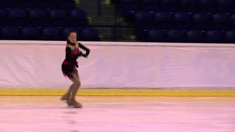 Anastasia Galustyan 24 Anastasia GALUSTYAN ARM ISU JGP Kosice 2013 Junior