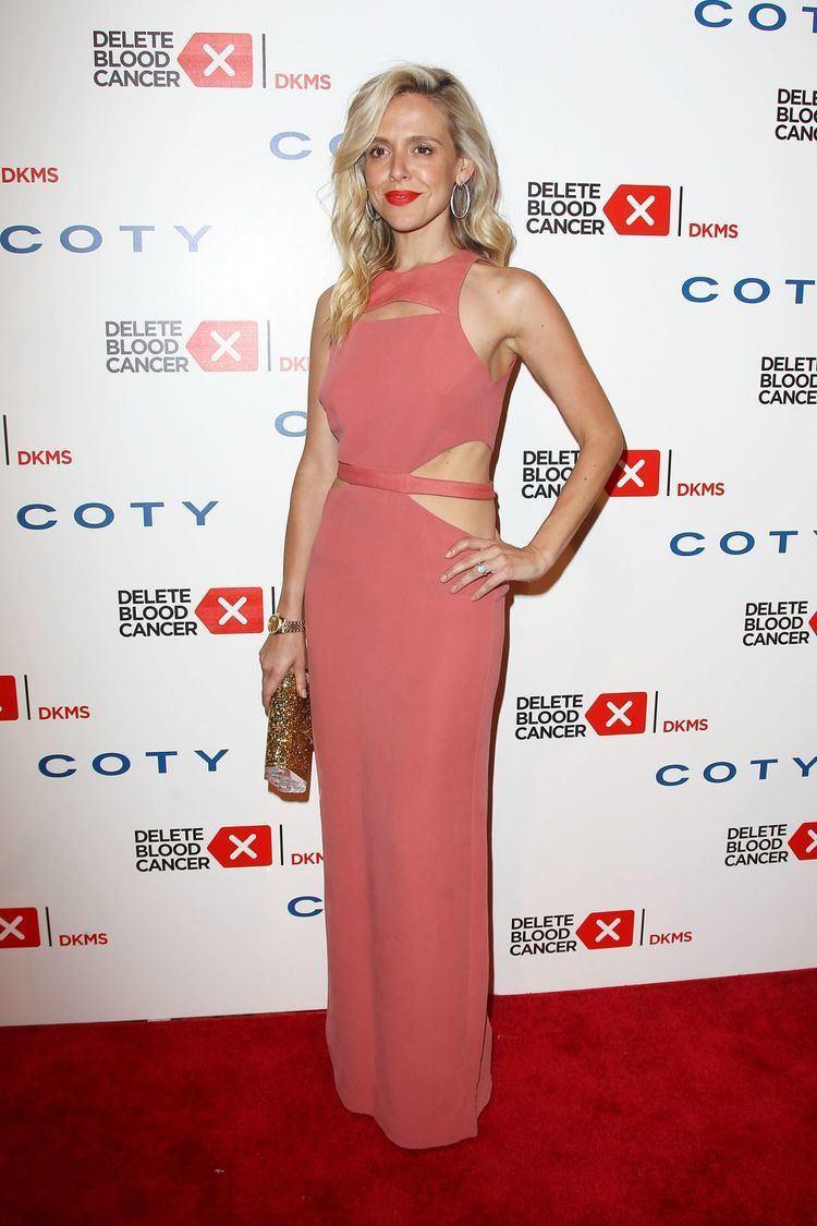 Anastasia Ganias Anastasia Ganias At The 2014 Delete Blood Cancer Gala Celebzz