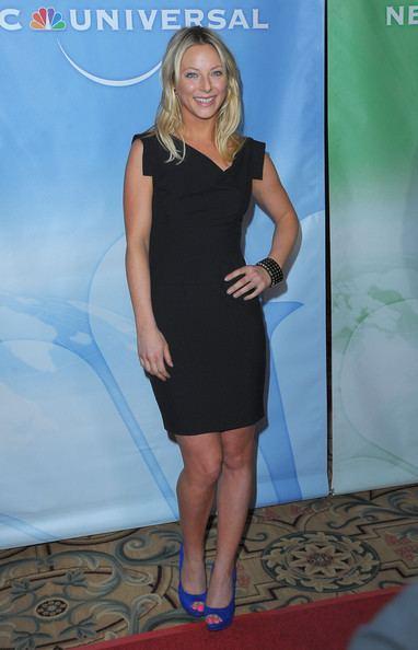 Anastasia Griffith Anastasia Griffith Photos NBC Universal39s Press Tour