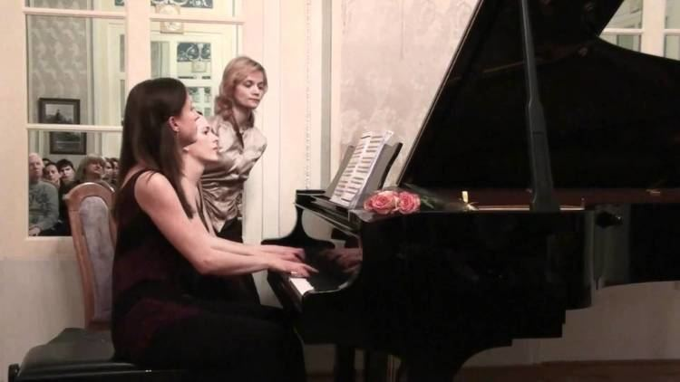 Anastasia Gromoglasova A Rubinstein Ivan the Terrible op79 Anastasia and Liubov