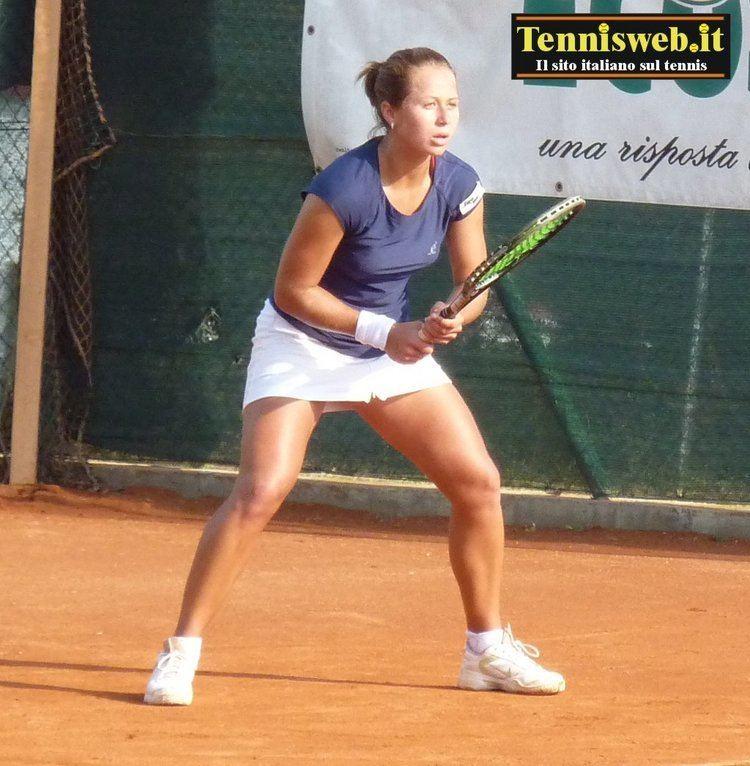 Anastasia Grymalska Archivio Tennisweb News 2010