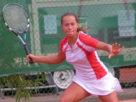 Anastasia Grymalska 10000 Cala Millor I Spain Jan23 winner Anastasia