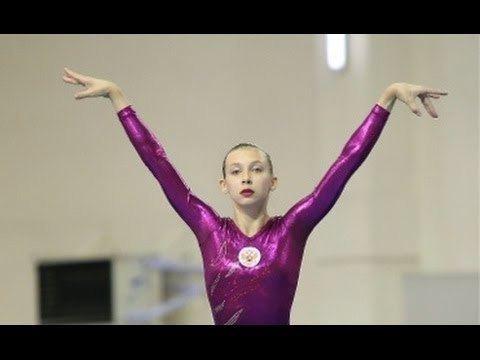 Anastasia Ilyankova Anastasia Ilyankova UB EF 2016 Russian Champs 14600 YouTube