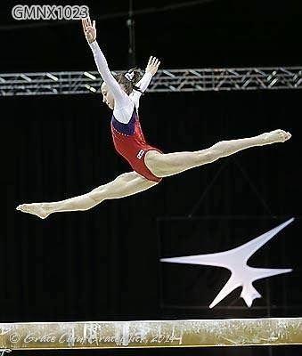 Anastasia Ilyankova Videos of Russian Gymnasts Anastasia Ilyankova