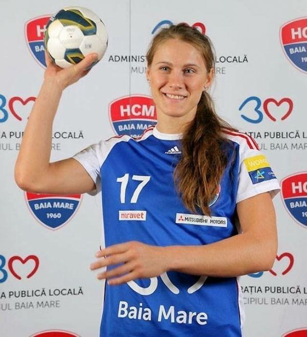 Anastasia Lobach Un nou transfer la campioana Europei Sportul Salajean stiri