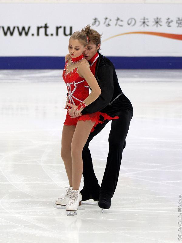 Anastasia Martiusheva Rostelecom Cup 2012