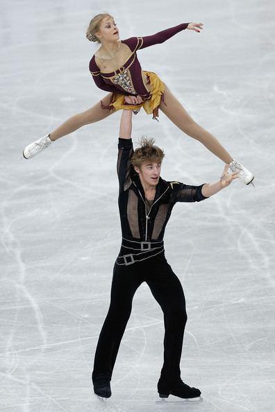 Anastasia Martiusheva Anastasia Martiusheva Photos ISU Grand Prix of Figure