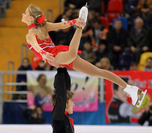 Anastasia Martiusheva Anastasia Martiusheva Pictures Rostelecom Cup ISU Grand