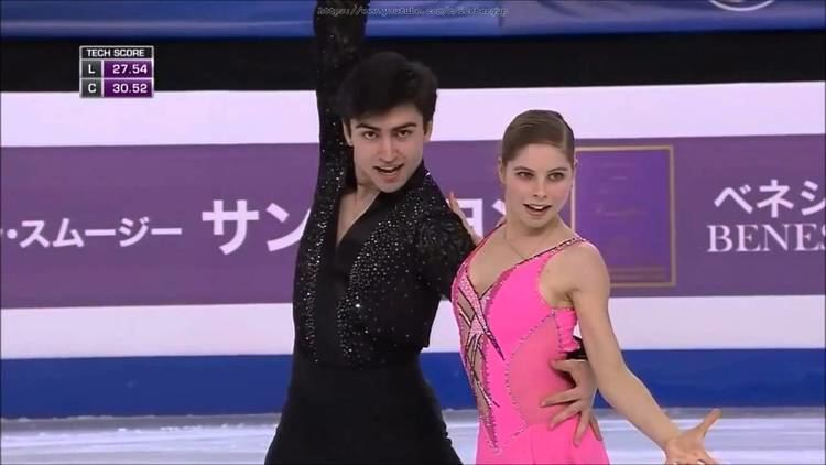 Anastasia Mishina Anastasia MISHINA Vladislav MIRZOEV 2016 World Junior