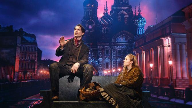 Anastasia (musical) Anastasia39 Musical Sets Broadway Dates Theater Variety