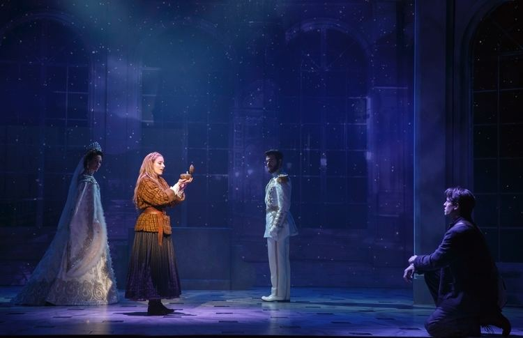 Anastasia (musical) Anastasia at Hartford Stage