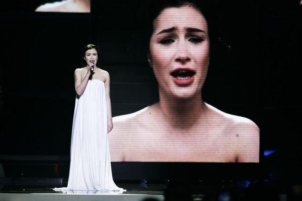 Anastasia Prikhodko Anastasia Prikhodko wants to return to Eurovision